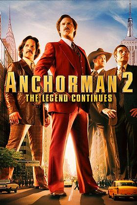Anchorman 2: The Legend Continues | HD | iTunes | USA
