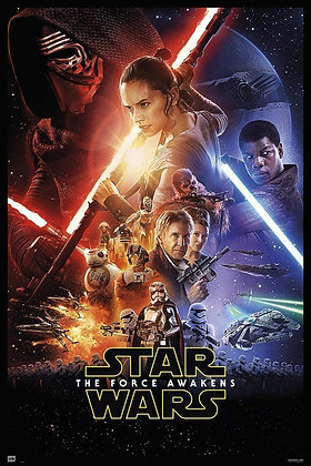 Star Wars: Episode VII - The Force Awakens | HD | Movies Anywhere | USA