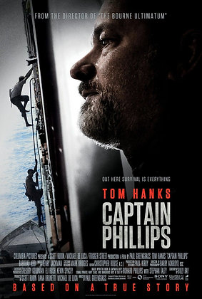 Captain Phillips | SD | Movies Anywhere or VUDU | USA