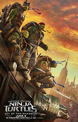 Teenage Mutant Ninja Turtles | 4K | iTunes | USA