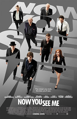 Now You See Me | HD | iTunes | USA