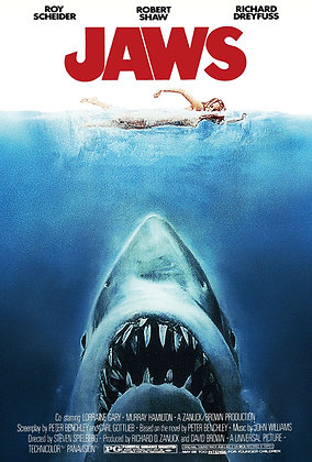 Jaws | 4K | Movies Anywhere or VUDU | USA