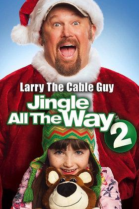 Jingle All the Way 2 | HD | MA, VUDU, iTunes or GP | USA