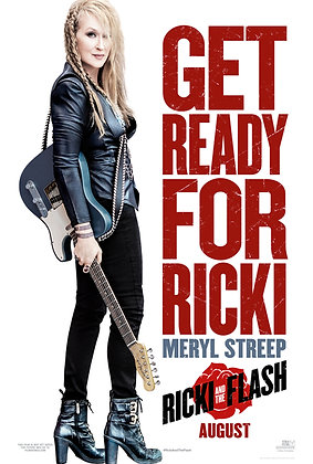 Ricki and the Flash | HD | Google Play | UK