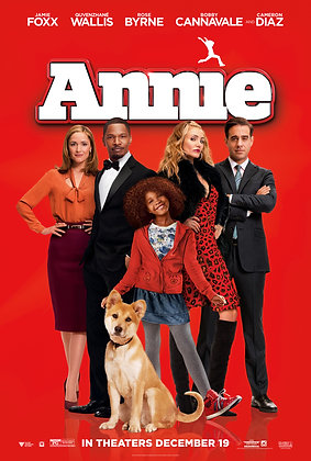 Annie (2014) | HD | Google Play | UK