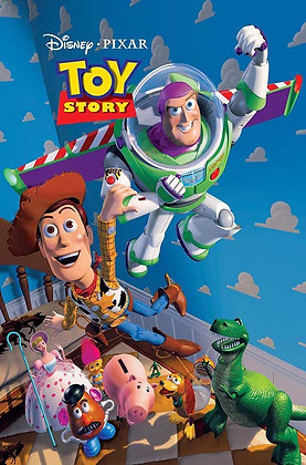 Toy Story 1 | 4K | Movies Anywhere | USA