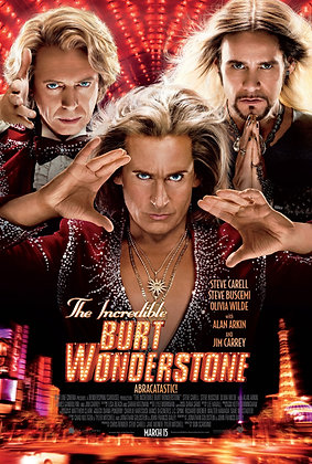Incredible Burt Wonderstone, The | HD | Movies Anywhere or VUDU | USA