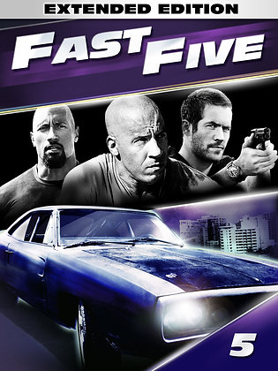 Fast & Furious 5 (Extended) | HD | iTunes | USA
