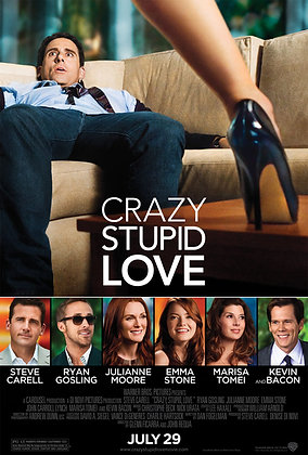 Crazy, Stupid, Love. | HD | Movies Anywhere or VUDU | USA