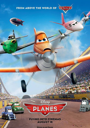 Planes | HD | Movies Anywhere | USA
