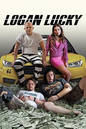 Logan Lucky | HD | Movies Anywhere or VUDU | USA