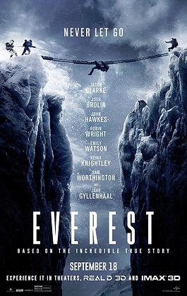 Everest | HD | Movies Anywhere or VUDU | USA