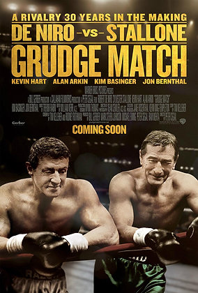 Grudge Match | HD | Google Play | UK