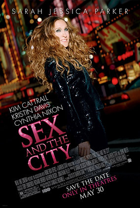 Sex and the City | HD | Movies Anywhere or VUDU | USA