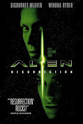 Alien Resurrection | HD | Google Play | UK