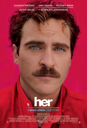 Her | HD | Movies Anywhere or VUDU | USA