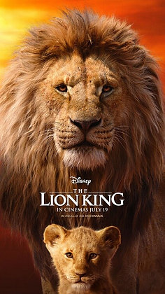 Lion King (2019), The | 4K | Movies Anywhere | USA