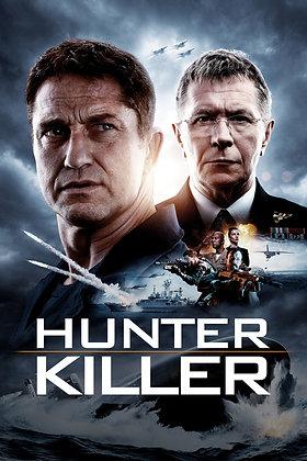 Hunter Killer | 4K | VUDU | USA