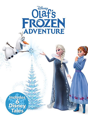 Olaf's Frozen Adventure (Includes 6 Disney Tales) | HD | Google Play | USA