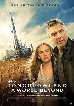 Tomorrowland | HD | Google Play | USA