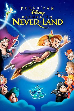 Peter Pan: Return to Neverland | HD | Google Play | USA