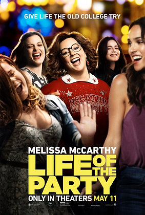 Life of the Party | HD | Google Play | UK
