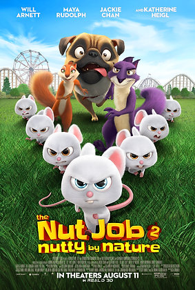 Nut Job 2: Nutty by Nature, The | HD | iTunes | USA