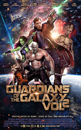 Guardians of the Galaxy 2 | HD | Google Play | USA