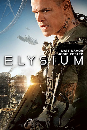 Elysium | SD | Movies Anywhere or VUDU | USA