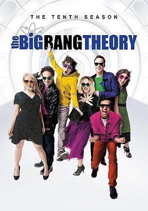 Big Bang Theory: Season 10 | HD | Google Play | UK