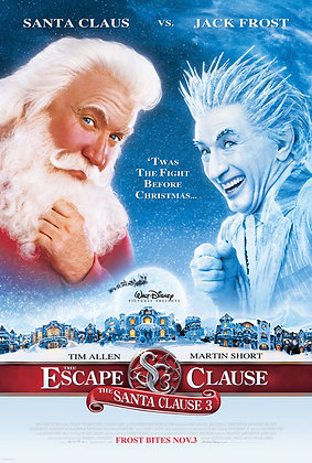 Santa Clause 3: The Escape Clause, The | HD | Movies Anywhere | USA
