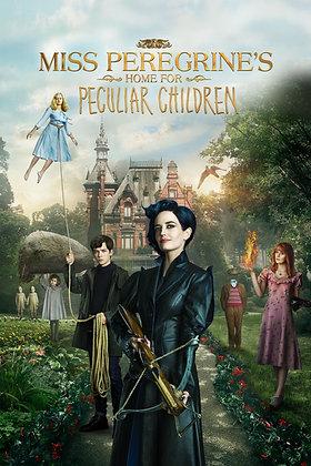 Miss Peregrine's Home for Peculiar Children   HD   MA, VUDU, iTunes or GP   USA