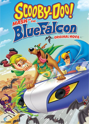 Scooby-Doo! Mask of the Blue Falcon | HD | Google Play | UK