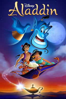 Aladdin | HD | Movies Anywhere | USA