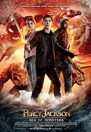 Percy Jackson: Sea of Monsters | SD | iTunes | USA