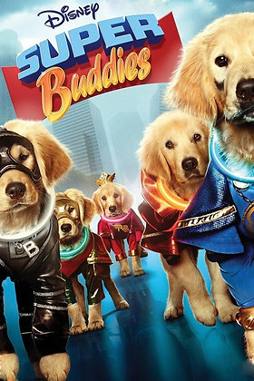 Super Buddies   HD   Google Play   USA