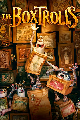 Boxtrolls, The | HD | Google Play | UK