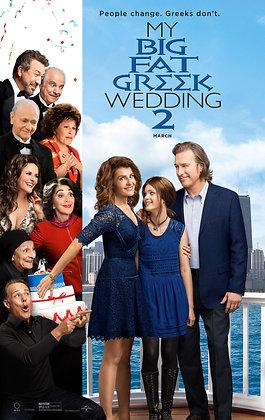My Big Fat Greek Wedding 2 | HD | Movies Anywhere or VUDU | USA