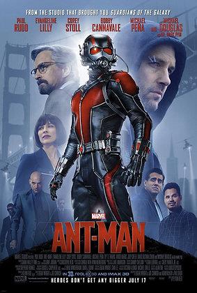 Antman | HD | Movies Anywhere | USA