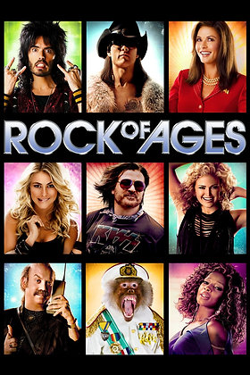 Rock of Ages (Theatrical Edition) | HD | Movies Anywhere or VUDU | USA