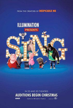 Sing | HD | Google Play | UK