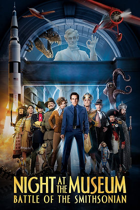 Night at the Museum: Battle of the Smithsonian | SD | iTunes | USA
