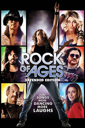 Rock of Ages (Extended Edition) | HD | Movies Anywhere or VUDU | USA