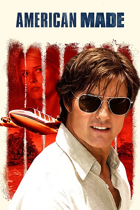 American Made | HD | Movies Anywhere or VUDU | USA