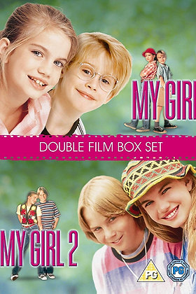 My Girl - Double Feature | SD | Movies Anywhere or VUDU | USA
