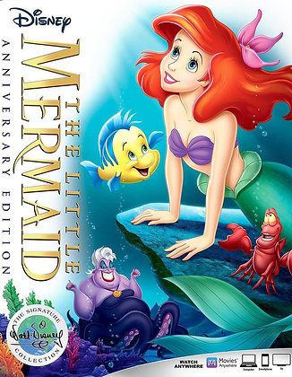 Little Mermaid, The   HD   FULL Disney Code   USA