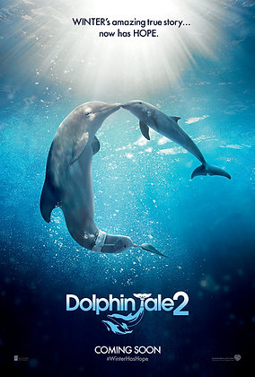 Dolphin Tale 2 | HD | Google Play | UK