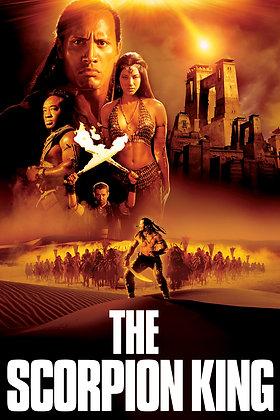 Scorpion King, The | HD | Movies Anywhere or VUDU | USA