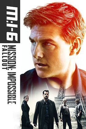 Mission: Impossible - Fallout | 4K | iTunes | USA