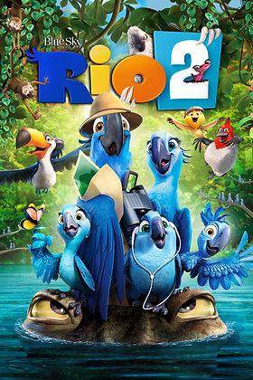 Rio 2 | HD | Movies  Anywhere or VUDU | USA